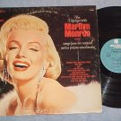 THE UNFORGETTABLE MARILYN MONROE--1967 LP ~Cheesecake~