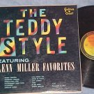 TEDDY TYLE-GLENN MILLER FAVORITES--1959 LP-Golden Crest