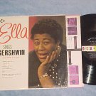 ELLA FITZGERALD SINGS GERSHWIN--NM in shrink 1964 LP