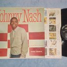 JOHNNY NASH--Self Titled Debut LP--ABC-Paramount 244