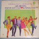 HERMAN'S HERMITS-MRS. BROWN YOU'VE GOT A..Sealed Sdk LP