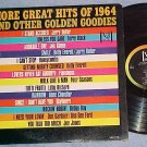 MORE GREAT HITS OF 1964--VG+ Mono 1965 LP--Vee Jay 1136