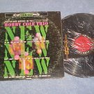 BOBBY COLE TRIO--NEW! NEW! NEW!--Stereo 1960 LP--6-eye