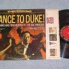 DANCE TO DUKE ELLINGTON AT THE BAL MASQUE-Stereo '59 LP