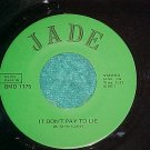 45-Uncredited-IT DOESN'T PAY TO LIE-Jade/Swing BMD-1175
