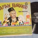 BOB KEESHAN--CAPTAIN KANGAROO--LP--Golden Record GLP-25