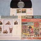 PINS AND NEEDLES--NM/VG++ 1962 Sdk LP w/Barbra Steisand