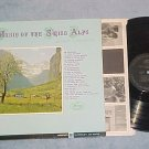 MUSIC OF THE SWISS ALPS-1964 LP-Cmpltn-Mercury MG-20878