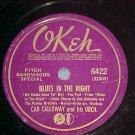 78--CAB CALLOWAY--BLUES IN THE NIGHT--1941--Okeh 6422