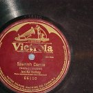 1-Sided 78-JASCHA HEIFETZ--SPANISH DANCE-Victrola 66110