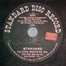 78--Standard Disc Record A897--HENRY BURR/W. VAN BRUNT