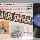 RENO AND SMILEY-BANJO SPECIAL--NM shrink Stereo 1962 LP