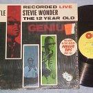 LITTLE STEVIE WONDER-THE 12 YEAR OLD GENIUS--NM 1963 LP