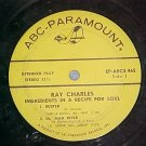 LLP/EP-RAY CHARLES-INGREDIENTS IN A RECIPE FOR SOUL-VG+