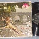EDDIE BARCLAY-PARIS FOR LOVERS-NM/VG+ in shrink 1955 LP