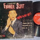 FRANKIE SCOTT-YOU'RE IN MY ACT!-LP-Arco 501 ~Autograph~