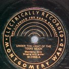 78-MONTANA SLIM-UNDER THE LIGHT...-Montgomery Ward 7266