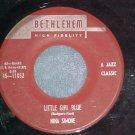 45-NINA SIMONE--LITTLE GIRL BLUE--1960--Bethlehem 11052