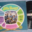 THE STEEL BANDITS PLAY-VG+/VG++ Stereo 1966 LP on Decca