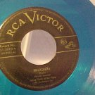 45-IRVING FIELDS-MALAGUENA-1949--RCA Victor--Blue Vinyl