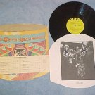 RED, WHITE, AND BLUE(GRASS)-1973 LP--GRC-Novelty Jacket