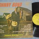 JOHNNY BOND-SONGS THAT MADE HIM FAMOUS--1963 Starday LP