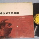 RED GARLAND-MANTECA-1958 LP--Prestige 7139--446 W 50 St