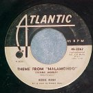 "WL Promo 45-HERBIE MANN-THEME FROM ""MALAMONDO""-Atlantic"