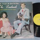 THE GARLANDS--DADDY TAUGHT ME HOW TO SING--Private LP