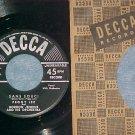 45--PEGGY LEE--SANS SOUCI--1952--Decca 28395--NM