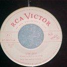 45--ARTIE SHAW--STAR DUST--1951--RCA 27-0021--NM