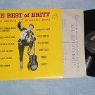 ELTON BRITT--THE BEST OF BRITT--Near-Mint 1963 LP--RCA