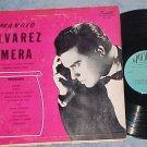 MANOLO ALVAREZ MERA--s/t NM/VG 1957--Puchito MLP-505