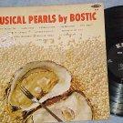 EARL BOSTIC--MUSICAL PEARLS BY BOSTIC--NM/VG+ 1959 LP