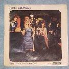 45 PS-ROLLING STONES-HONKY TONK WOMEN-1969-London--VG++