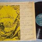 WILFRED BROWN w/JOHN WILLIAMS--FOLK SONGS--1961 UK LP