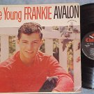 THE YOUNG FRANKIE AVALON--Self Titled VG+ Mono 1960 LP