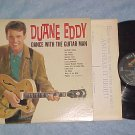 DUANE EDDY--DANCE WITH THE GUITAR MAN--VG+ Mono 1962 LP