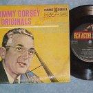LLP/EP w/PS--TOMMY DORSEY w/FRANK SINATRA--RCA LPC-102