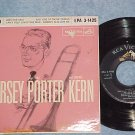 EP w/PS-TOMMY DORSEY PLAYS PORTER AND KERN--Vol 3--1957