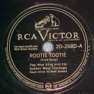 78-PEE WEE KING-ROOTIE TOOTIE/TENNESSEE WALTZ--RCA-VG++