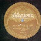 78-LITTLE BROWN CHURCH QUARTETTE-JESUS LOVER-Silvertone