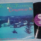 RICHARD ELLSASSER--AN OLD-FASHIONED CHRISTMAS--1958 LP
