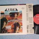 KEITH--98.6/AIN'T GONNA LIE--VG++ Stereo '67 Mercury LP