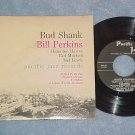 EP w/PS-BUD SHANK AND BILL PERKINS QUINTET-Pacific Jazz