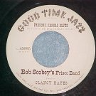 WL Promo 45-BOB SCOBEY/CLANCY HAYES-Good Time Jazz-VG++