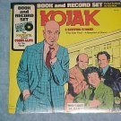 KOJAK-Sealed 1977 LP--Booklet Insert Included-Peter Pan
