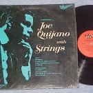 INTRODUCING JOE QUIJANO WITH STRINGS--VG++/NM shrink LP