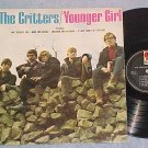 THE CRITTERS--YOUNGER GIRL--VG+ Mono 1966 LP--Kapp 1485
