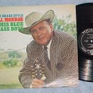 BILL MONROE-BLUE GRASS STYLE-NM/VG++ 1970 LP (bluegrass